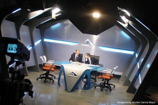 TV Set Saber Ver