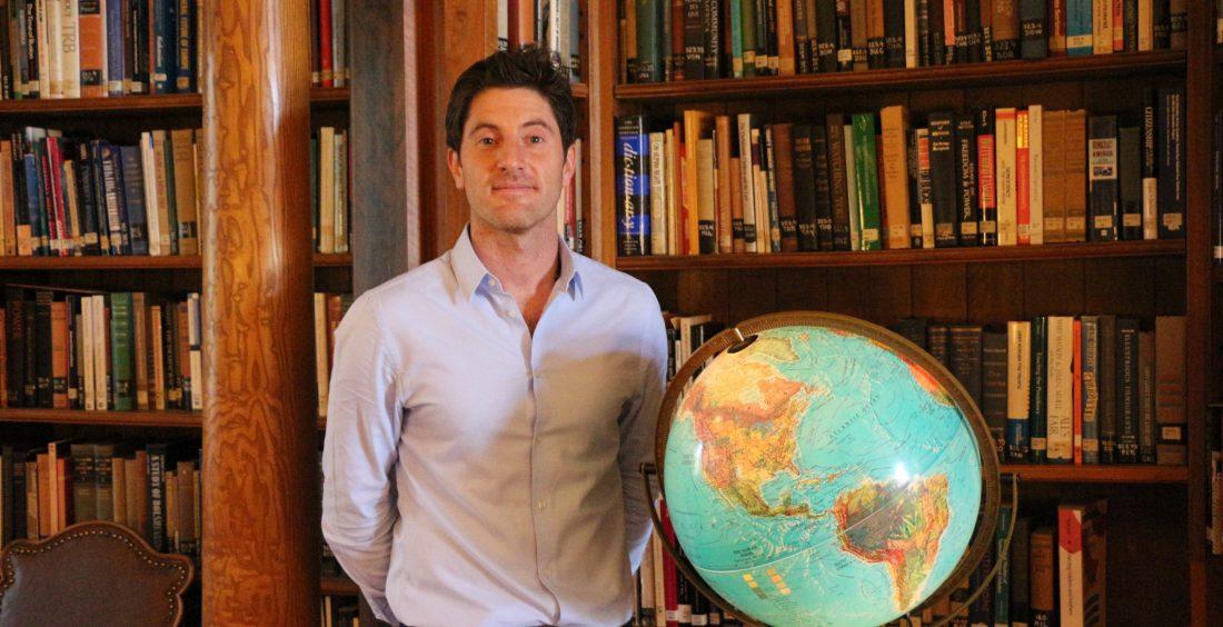 Nicolas Garcia Mayor – Salzburg Seminar Austria