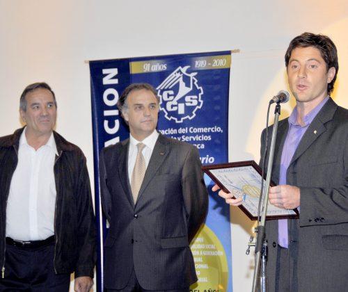 Awared Corporation Responsability 2010 Nicolas Garcia Mayor
