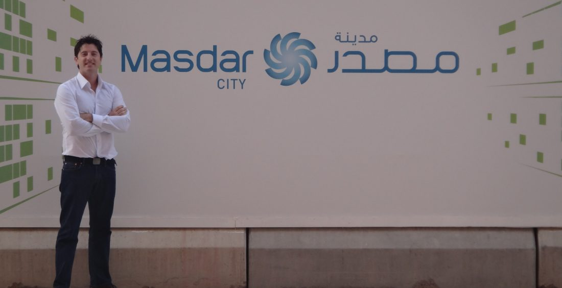 Masdar City Nico Garcia Mayor