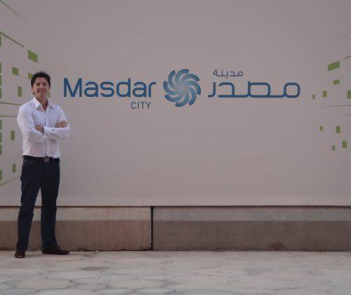 Masdar City Nico Garcia Mayor