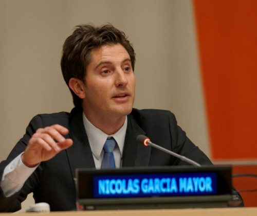 Nicolas Garcia Mayor United Nations – Ecosoc