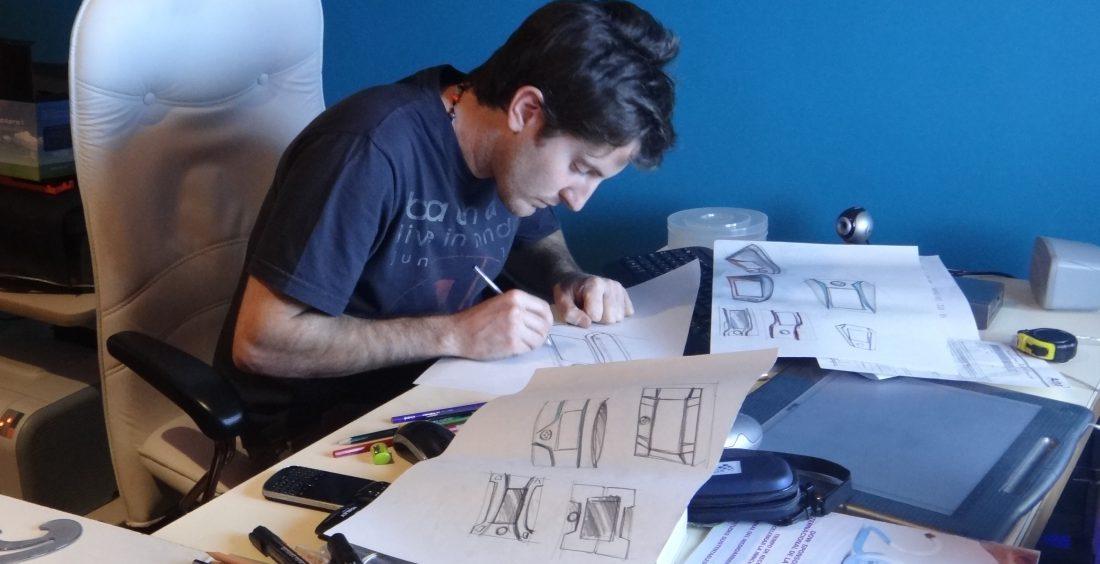 Nicolas Garcia Mayor ar estudio