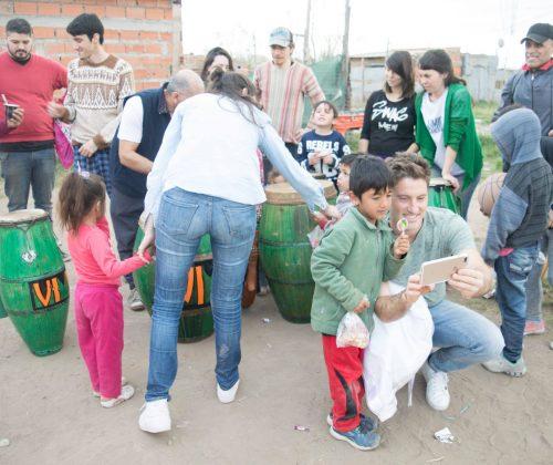 Nicolas Garcia Mayor vulnerable neighborhood