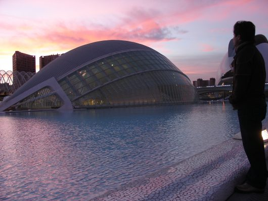 Nicolas Garcia Mayor / City of Arts and Sciences Valencia