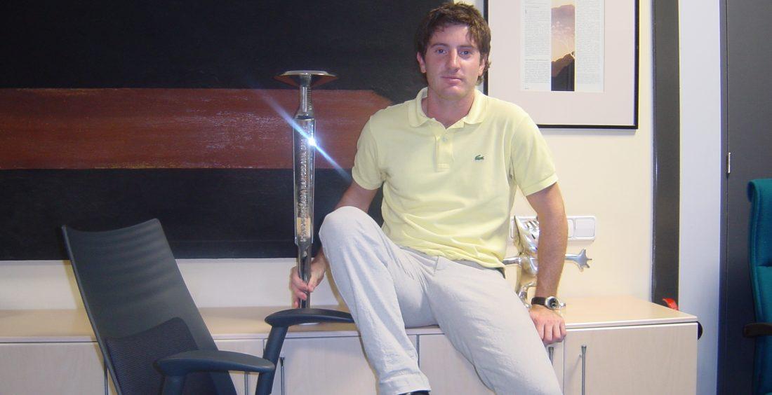 Nicolas Garcia Mayor Barcelona
