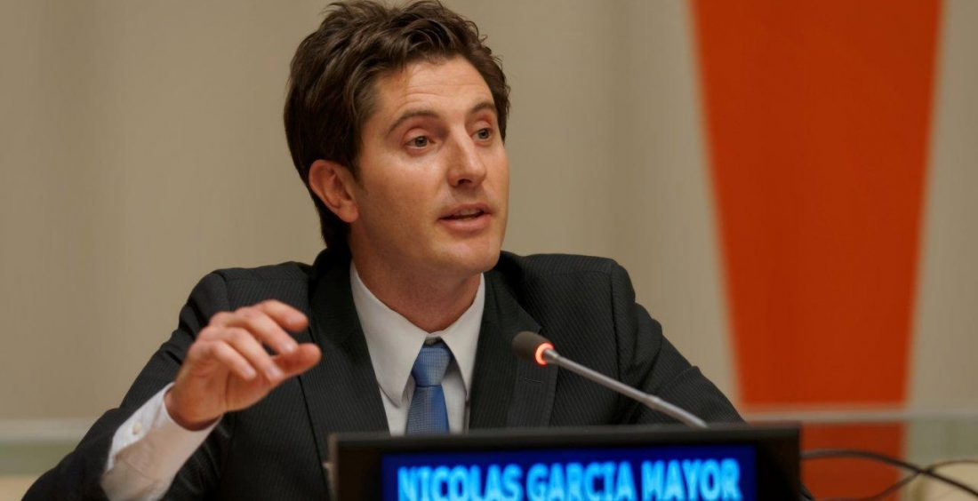 Nicolas Garcia Mayor United Nations – Ecosoc